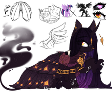 [AUCTION] FUSION ADOPT [OPEN] by Vhilinyar