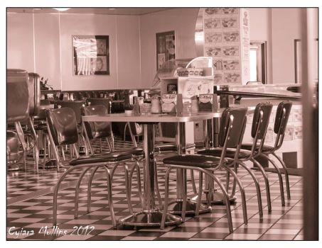 Old Soda Shop by FurBabyPhotography