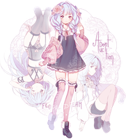 [CLOSED] ADOPT AUCTION - Floral Dream I by MiiaChuu