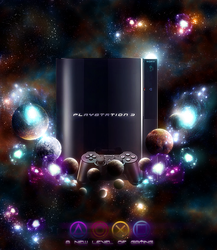 Playstation 3 by beefjerky7