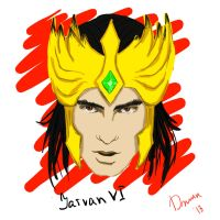 League of Legends: Jarvan IV, The King of Demasia by sharrm