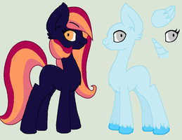 Sky Fire Breedable (ON HOLD FOR A BIT) by AdoptingDaize