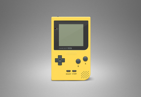 a Gameboy icon by Armgod