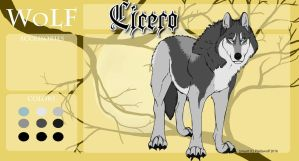 cicero charater ref by pladywolf82