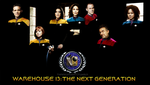 Warehouse 13: The Next Generation by twisted-illusion-666