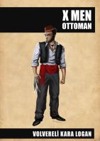 Logan from Ottoman by delismen