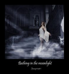 Bathing in the moonlight by suspiria81