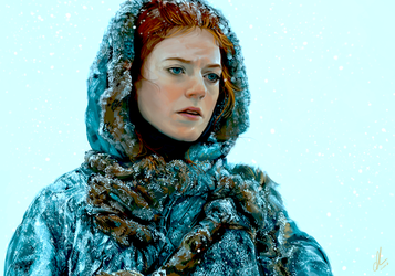 Ygritte by aemirth