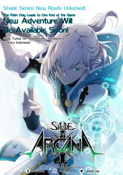Shade of Arcana Poster by dream-of-abell