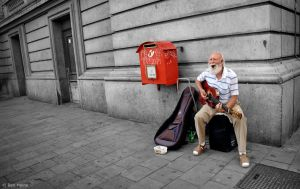 Papy Blues - 2 by BenHeine