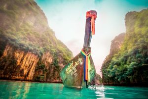 A Day In Thailand. A Day In Paradise by INVIV0