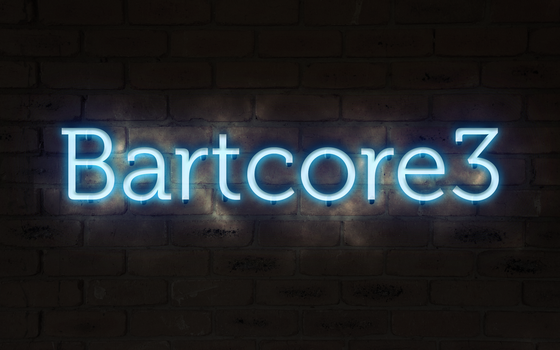 Username in Neon by Bartcore3