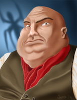 The Kingpin by melies