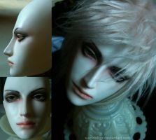 Alucard Angelus faceup by suicidollxp