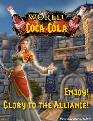 World of Coca Cola, Alliance by Konack1