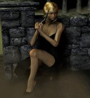 Aya from Parasite Eve by InfiniteExistence