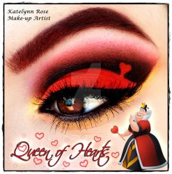 Queen of Hearts by KatelynnRose