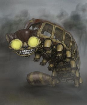 Catbus by LuisAlonso81