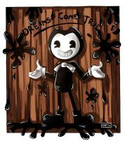 Bendy and the Ink Machine by Nataly2
