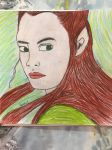Tauriel by sophiexxth
