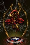 Iron Spider-Man - Misda colors by SpiderGuile