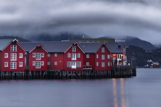 Remote Norway pt. XXIV by TheChosenPesssimist