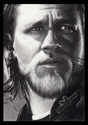 Jackson Teller sons of anarchy by FredrikEriksson1