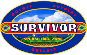 Survivor Custom Logo (Splash Hill Zone) by SBoomSonicspeeder