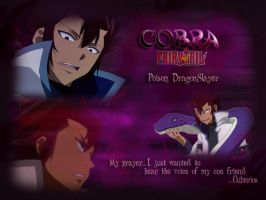 Cobra Fairy Tail wallpaper by grimmiko88