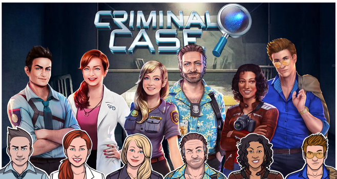 Criminal Case Favourites By Winxpossible On Deviantart