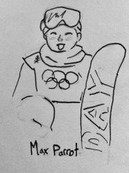 Medalists and More: Max Parrot by TheOtherBillionaire
