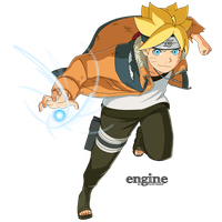 Boruto (Final Battle) by MasonENGINE