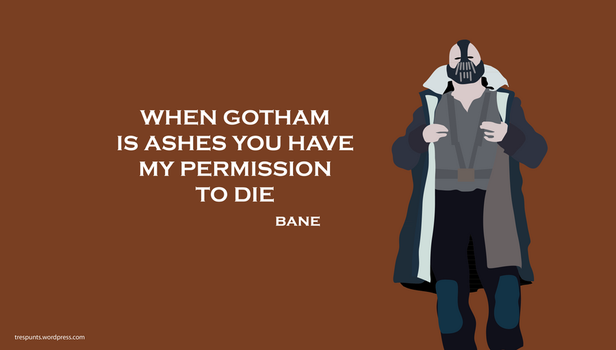 Bane punishment by Raymon92