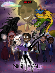 Welcome To Night Vale by Atlas-White