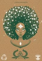 SPRING FRO TWO COLOR by Lucent-OAK-Studios
