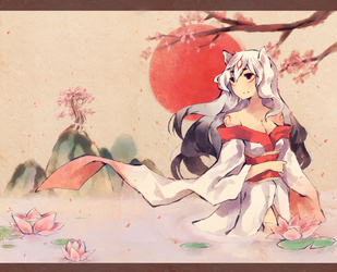 Okami by Pixiescout