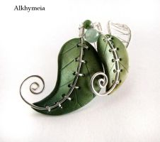 Chlorophyll, the Ring by Alkhymeia