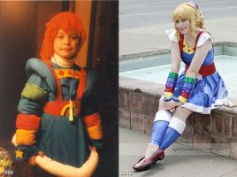 Rainbow Brite Grows Up by MandyNeko