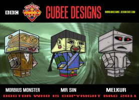 Cubee Who - 11 by mikedaws