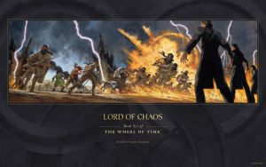 Lord of Chaos ebook cover art wallpaper by ArcangHell