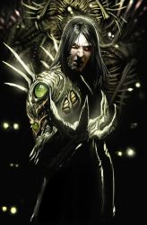 the darkness top cow by nebezial