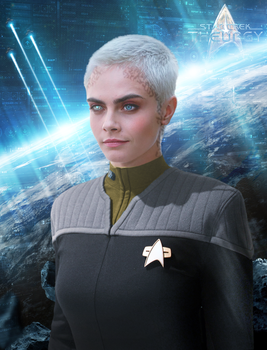 Petty Officer Kino Taer | Star Trek: Theurgy by Auctor-Lucan
