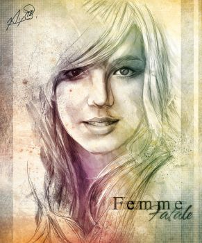 BRITNEY SPEARS FEMME FATALE by xsnotme