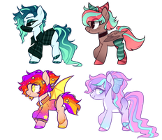 some collab beans (OTA: OPEN 1/4) by l-ostboy