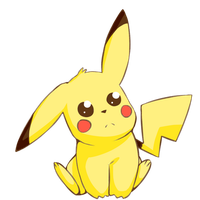 Pika by dracolein