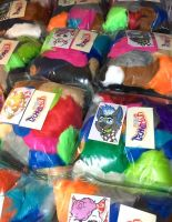 (LAST DAY) $5.00 Shag Fur Grab Bags by TECHNlCOLOUR