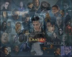 Dracula wallpaper by StageDoorGraphix