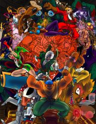 Welcome To Power Stone World by BbStarD