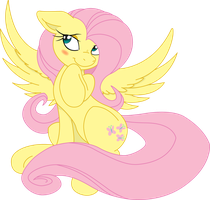 Fluttershy by SUBJECT-241