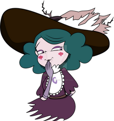 Eclipsa Butterfly (Sticker Example) by NightDreams16